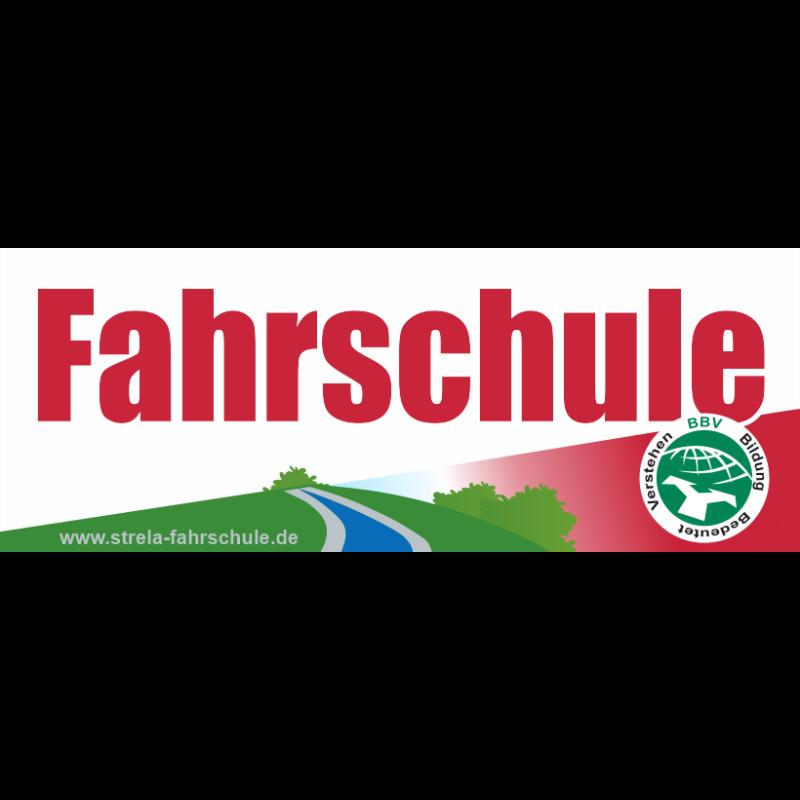 Logo: Strela Fahrschule SVDV mbH