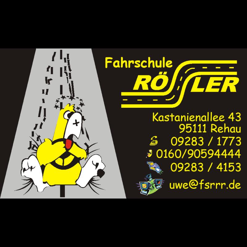 Logo: Fahrschule Rössler