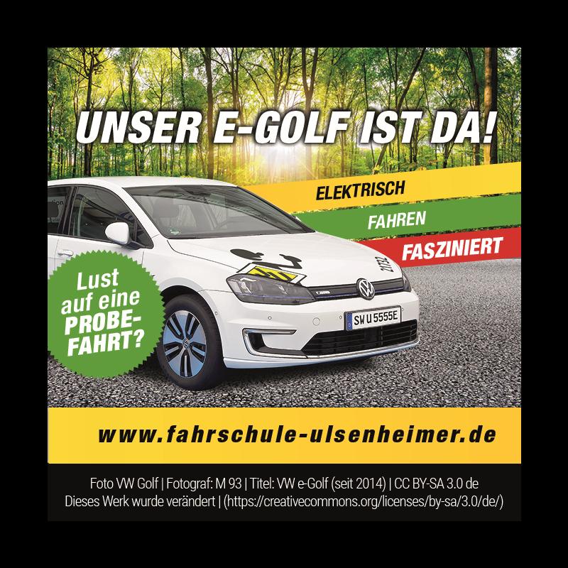 Logo: Fahrschule Ulsenheimer