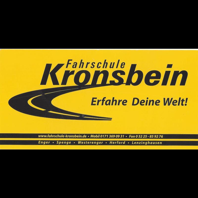 Logo: Fahrschule Kronsbein
