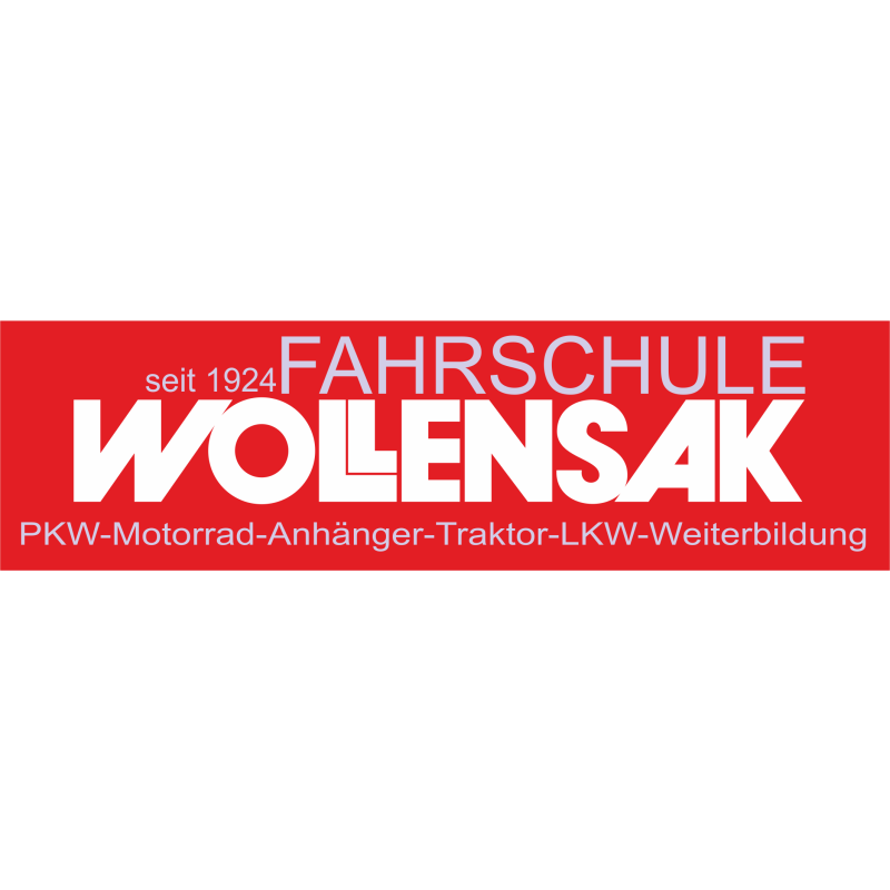 Logo: Fahrschule Wollensak GmbH