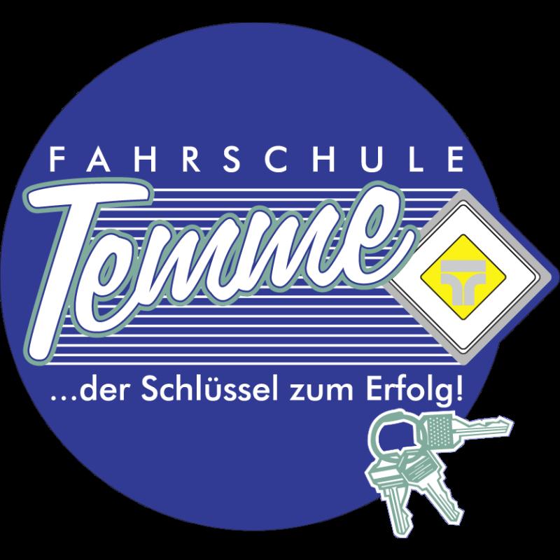 Logo: Fahrschule Temme GBR