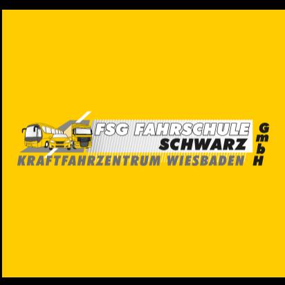 Logo: Kraftfahrzentrum Wiesbaden FSG-Fahrschule Schwarz GmbH