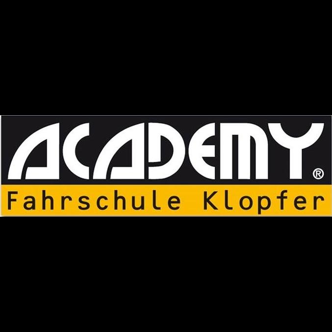 Logo: ACADEMY Fahrschule Klopfer GmbH