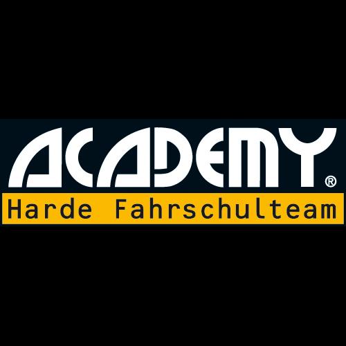 Logo: ACADEMY Harde Fahrschulteam GmbH & Co. KG