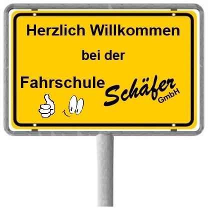 Logo: Fahrschule Schäfer GmbH