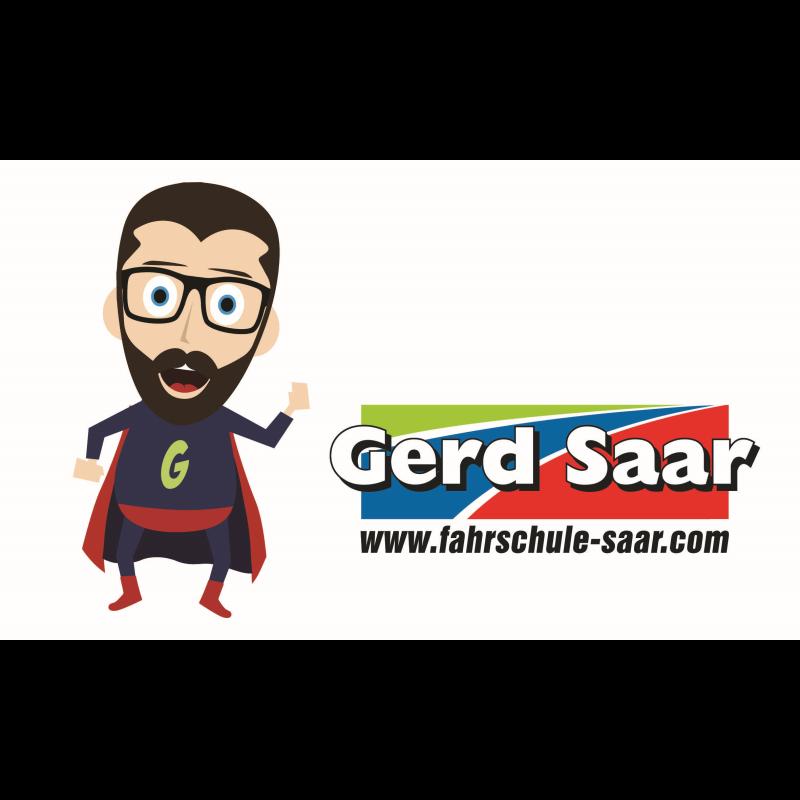 Logo: Fahrschule Gerd Saar GmbH