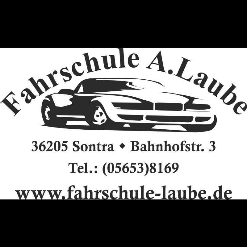 Logo: Fahrschule A. Laube