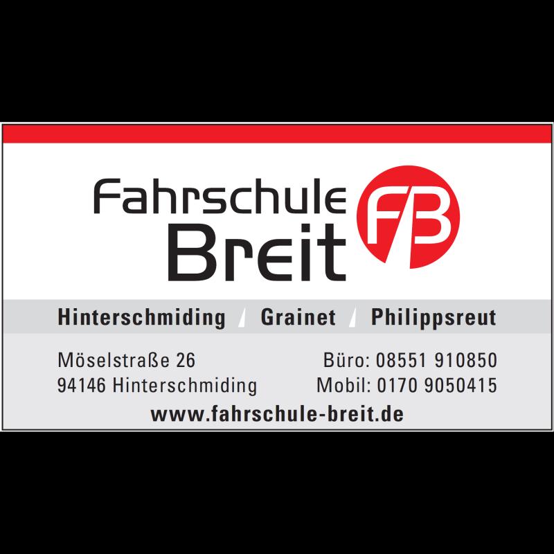 Logo: Fahrschule Hans Breit
