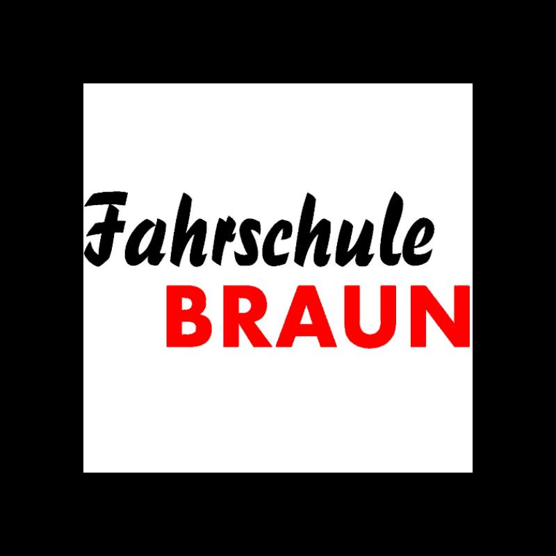 Logo: Fahrschule BRAUN