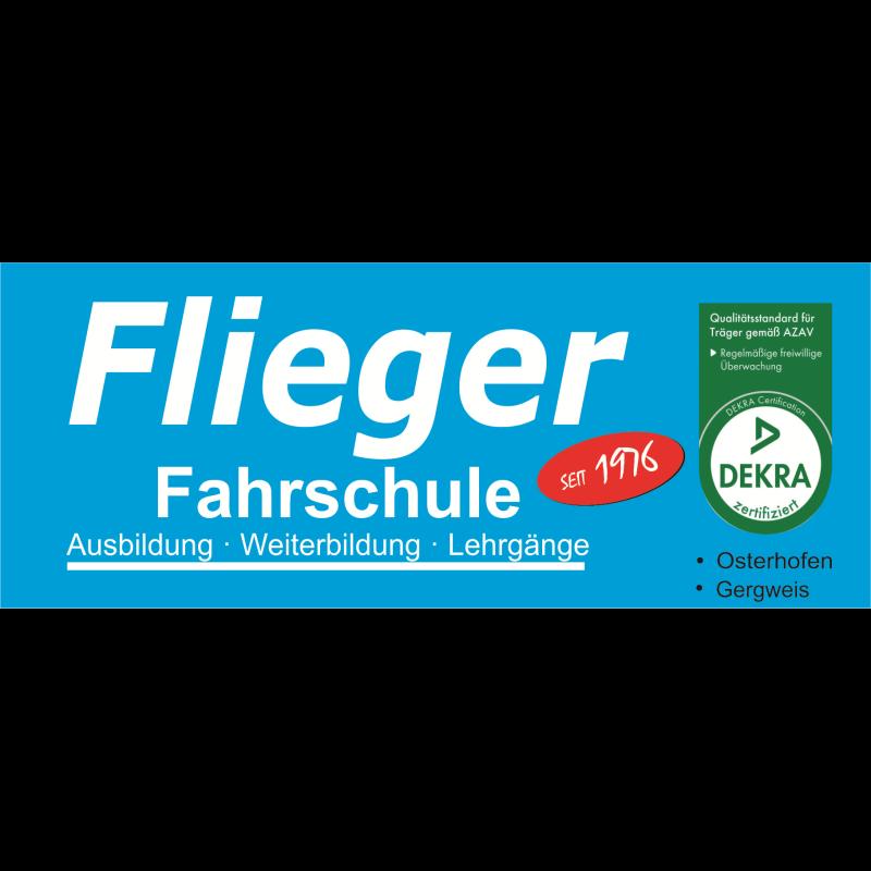 Logo: Rainer Flieger Fahrschule