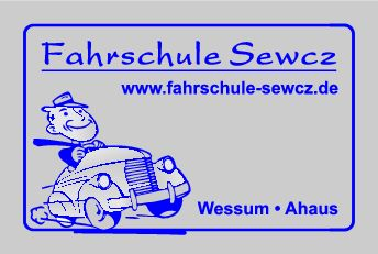 Logo: Fahrschule Sewcz