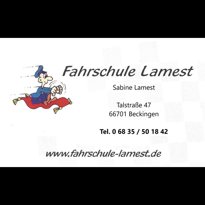 Logo: Fahrschule Sabine Lamest