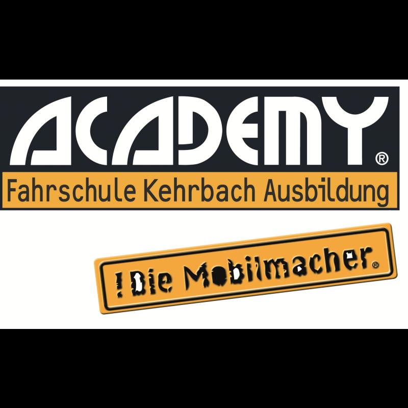Logo: ACADEMY Fahrschule Kehrbach