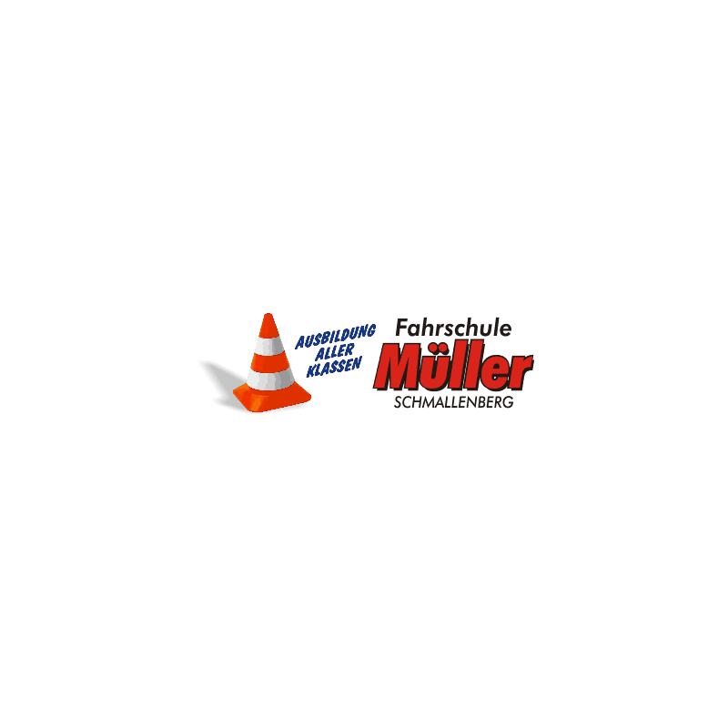 Logo: Josef Müller Fahrschule