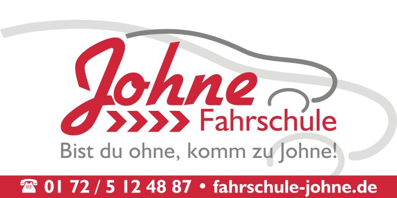 Logo: Fahrschule Johne OHG