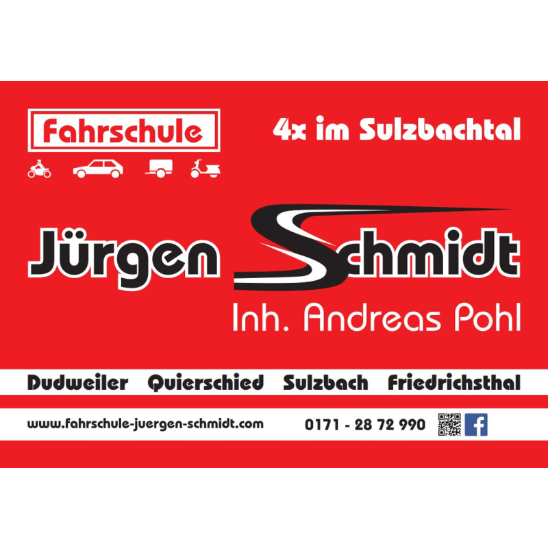 Logo: Jürgen Schmidt Fahrschule