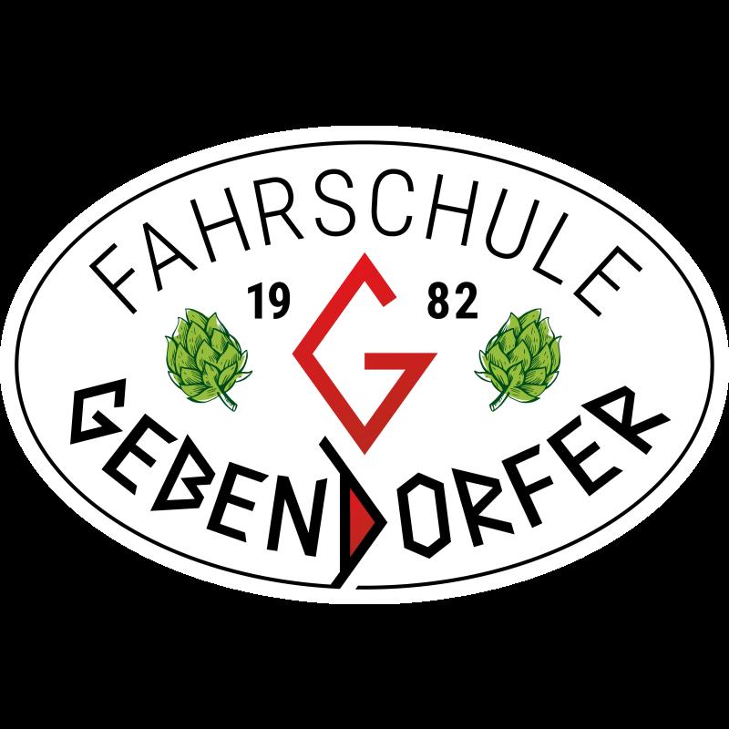 Logo: FAHRSCHULE GEBENDORFER