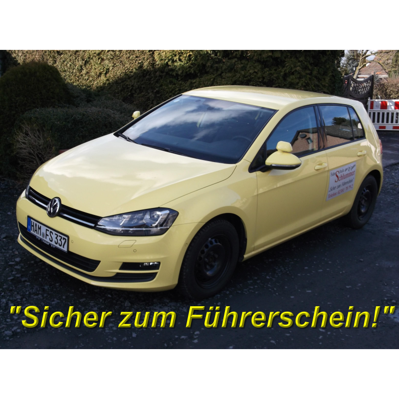 Logo: Fahrschule Marc Schlummer