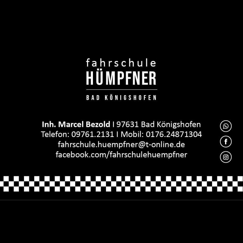 Logo: Fahrschule Hümpfner