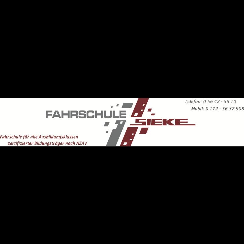 Logo: Fahrschule Sieke