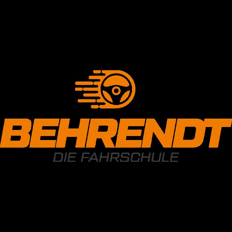 Logo: Behrendt - Die Fahrschule