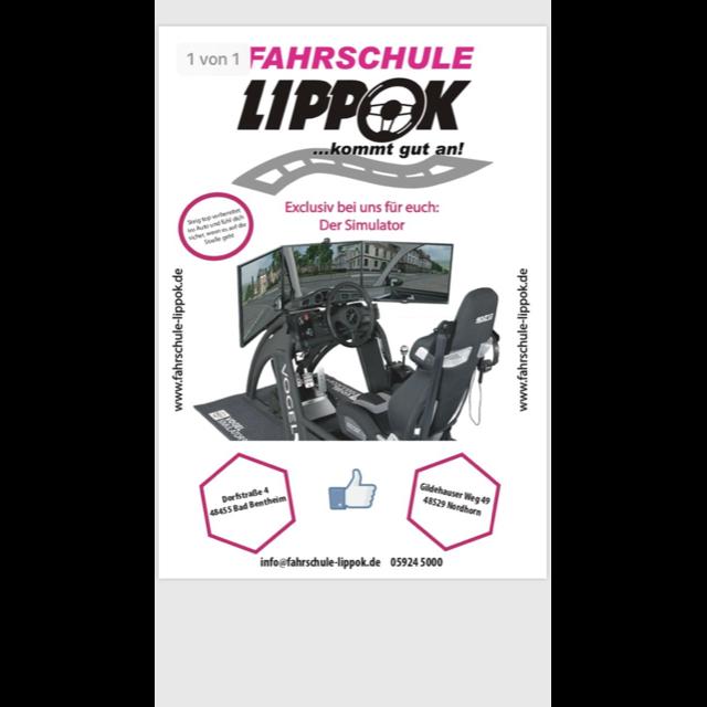 Logo: Fahrschule Lippok Gbr