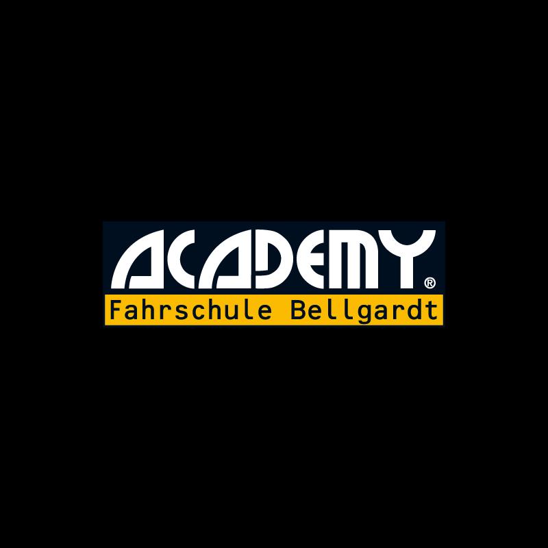 Logo: ACADEMY Fahrschule Bellgardt