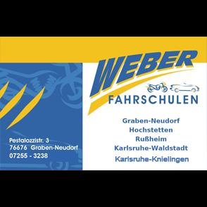 Logo: Fahrschule Weber GmbH