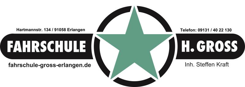 Logo: Fahrschule H. Gross