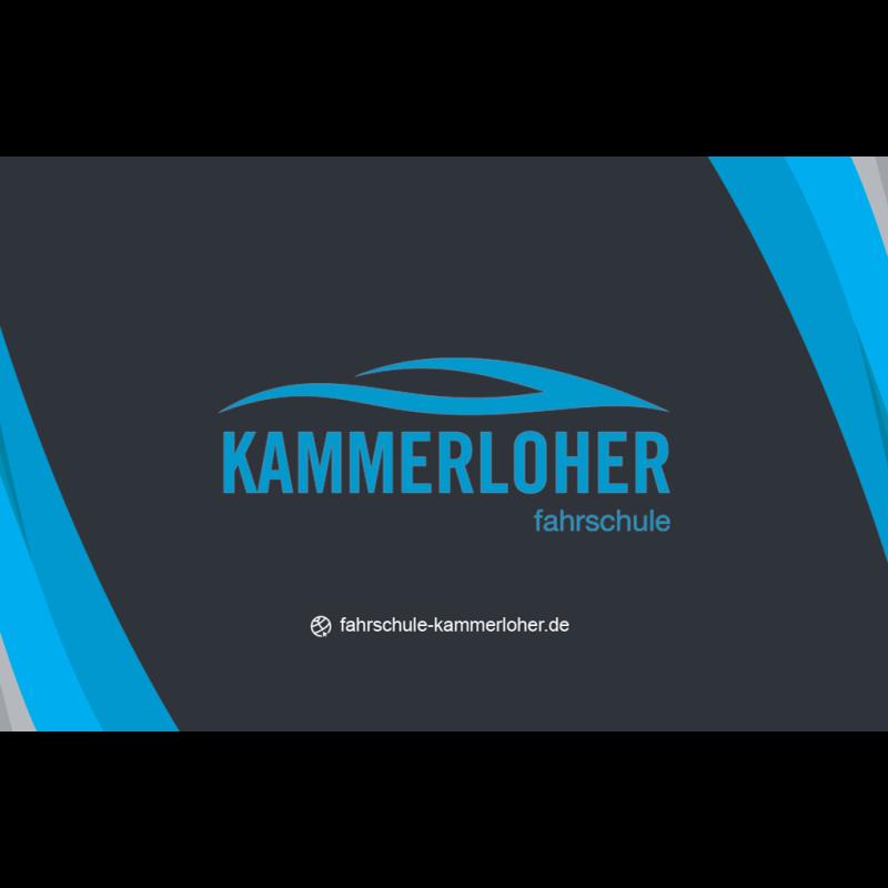 Logo: Fahrschule Kammerloher