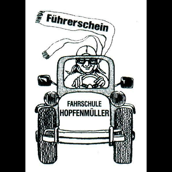 Logo: Fahrschule Hopfenmüller