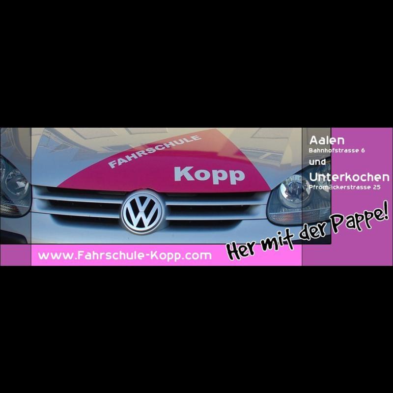 Logo: Fahrschule Kopp