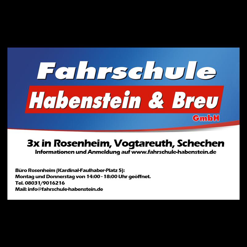 Logo: Fahrschule Habenstein und Breu GmbH
