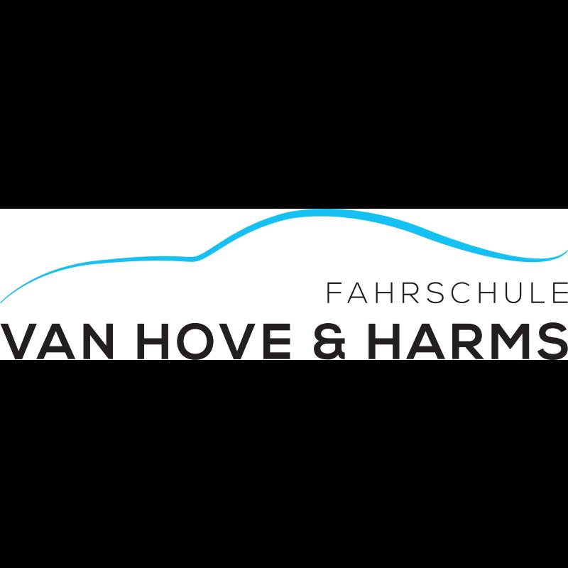 Logo: Fahrschule van Hove & Harms GbR