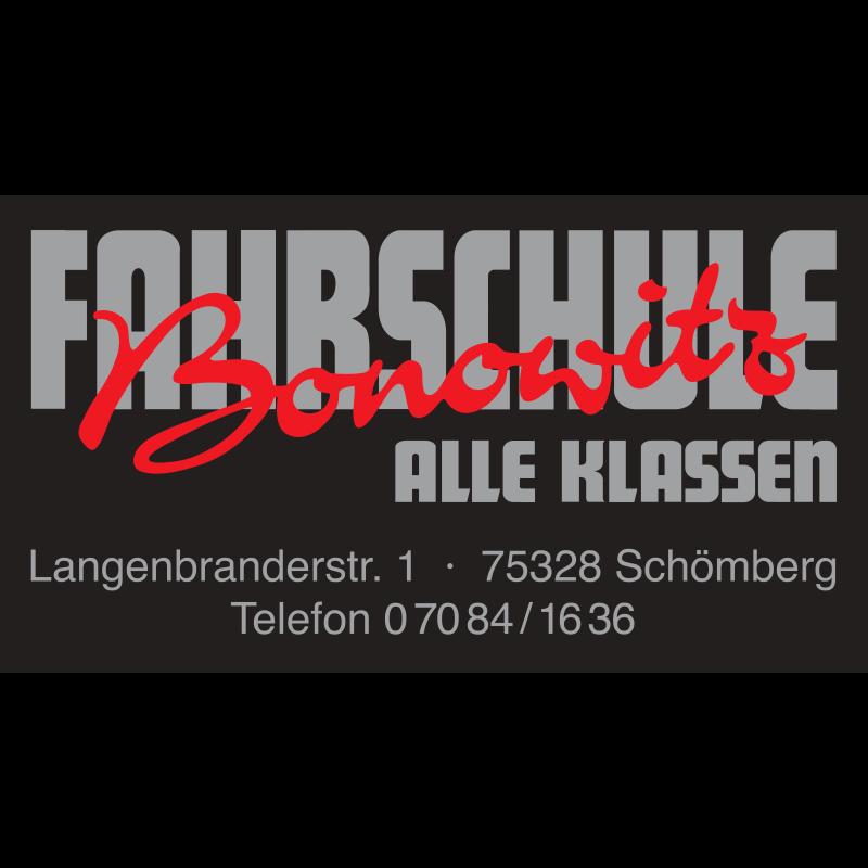 Logo: Fahrschule Bonowitz
