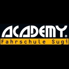 Logo: ACADEMY Fahrschule Sugi