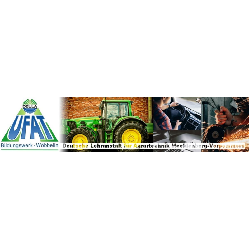 Logo: UFAT Fahrschule
