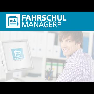 Logo: Wolf Fahrschule