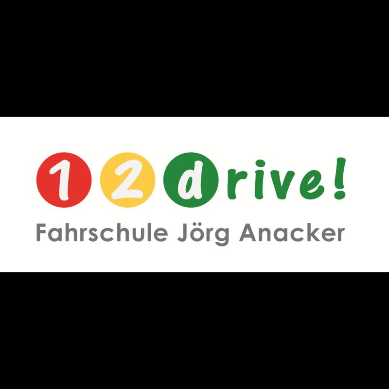 Logo: Fahrschule Jörg Anacker