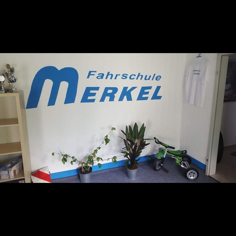 Logo: Fahrschule Merkel