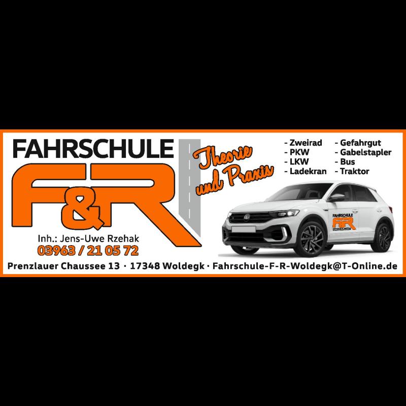 Logo: Fahrschule F&R
