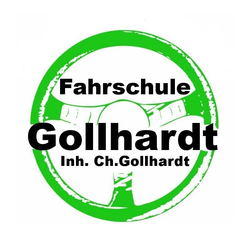 Logo: Fahrschule Gollhardt