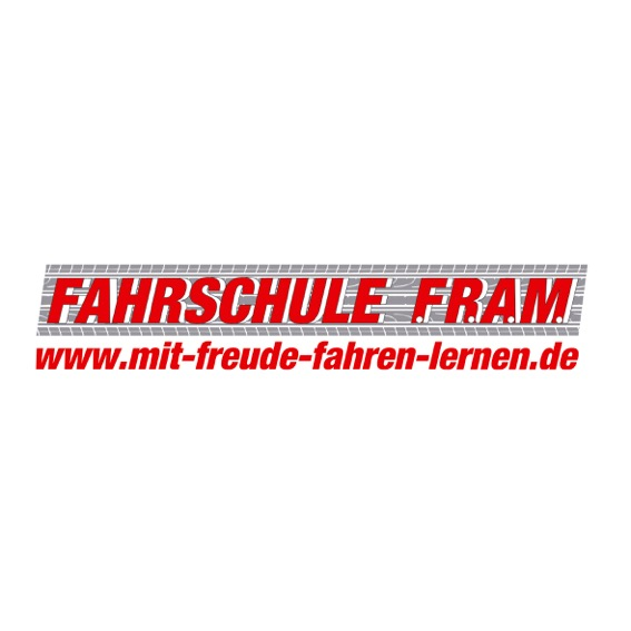 Logo:  Fahrschule F.R.A.M.