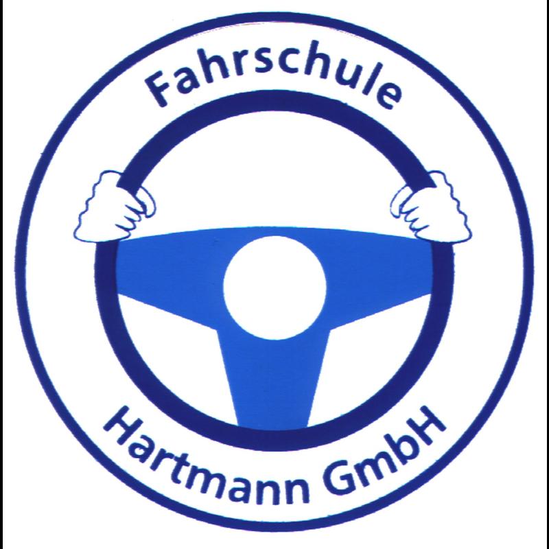"Logo: Fahrschule ""Hartmann GmbH"""