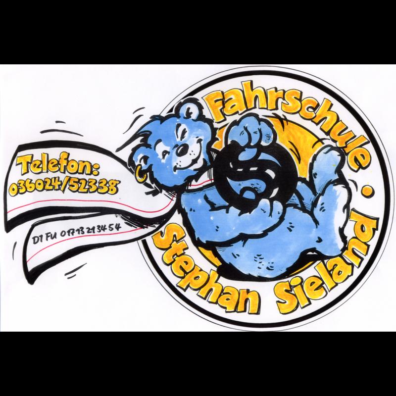 Logo: Stephan Sieland Fahrschule