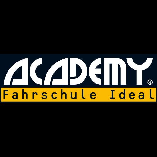 Logo: ACADEMY Fahrschule Ideal