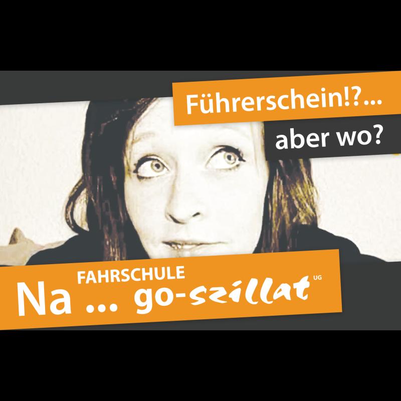 Logo: Fahrschule go-szillat UG