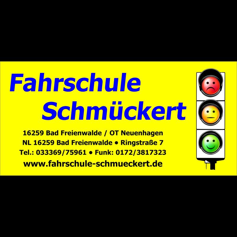 Logo: Fahrschule Schmückert UG (haftungsbeschränkt)