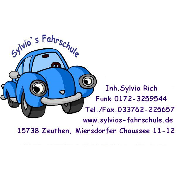 Logo: Sylvios Fahrschule